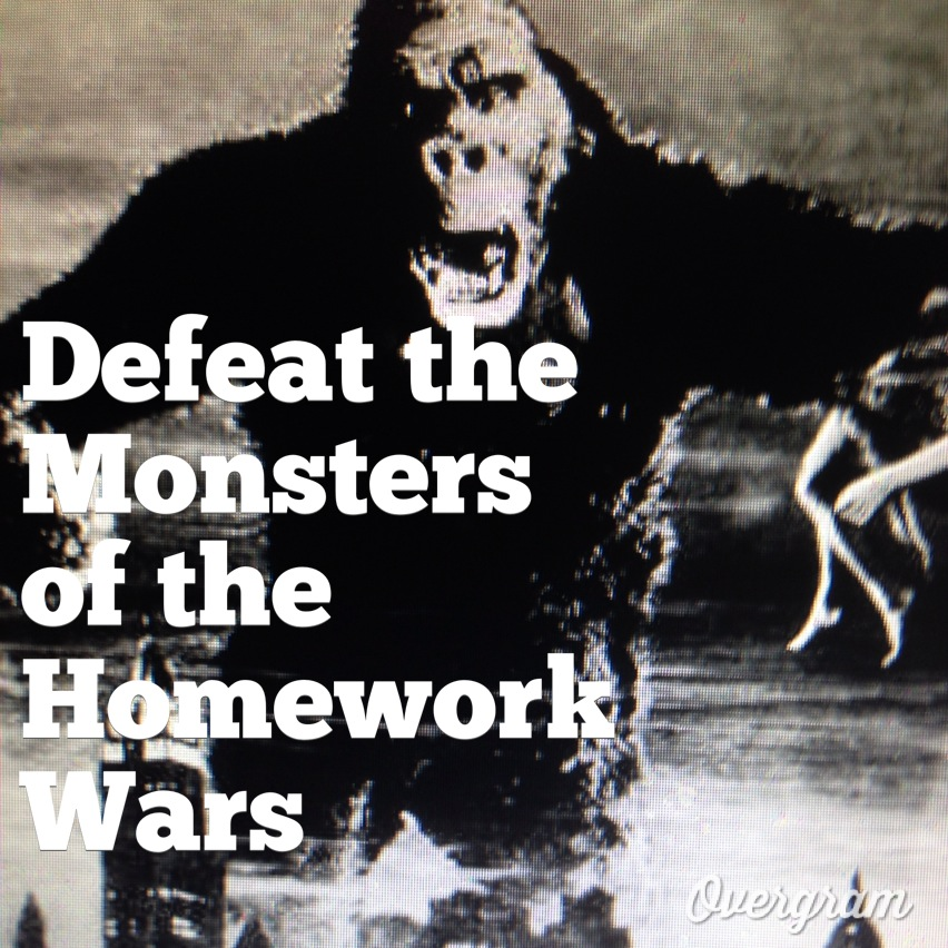 Ending the homework wars